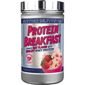 SCITEC Protein Breakfast Polvo 700g, Strawberry